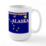 Alaska-4 Large Mug