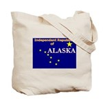 Alaska-4 Tote Bag