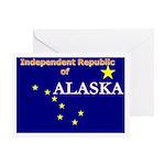 Alaska-4 Greeting Card