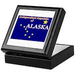 Alaska-4 Keepsake Box