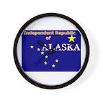 Alaska-4 Wall Clock