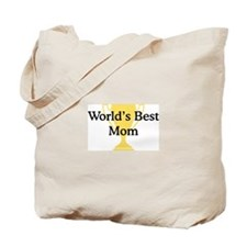 WB Mom Tote Bag