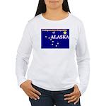 Alaska-4 Women's Long Sleeve T-Shirt