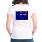 Alaska-4 Jr. Ringer T-Shirt