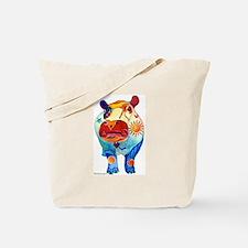 Love A Hippo Tote Bag
