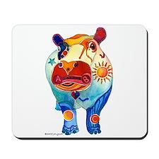 Love A Hippo Mousepad