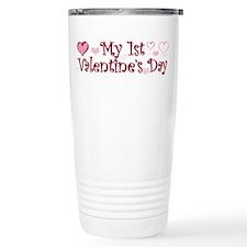 My 1st vday Travel Mug