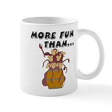 Barrel of Monkeys Mug