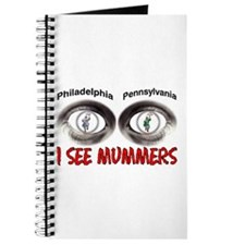 i see mummers 3 Journal