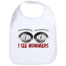 i see mummers 3 Bib