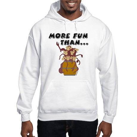 Barrel of Monkeys Hooded Sweatshirt