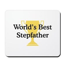 WB Stepfather Mousepad