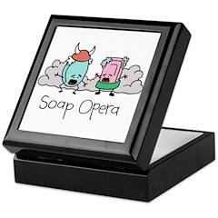 Soap Opera Keepsake Box