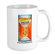 Pop Art Skook Ice Tea Mug