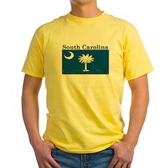 South Carolina State Flag T