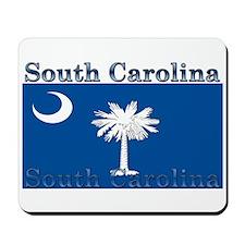 South Carolina State Flag Mousepad