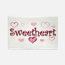 Sweetheart Rectangle Magnet