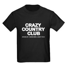CRAZY COUNTRY CLUB T