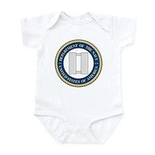 Navy Lieutenant Infant Bodysuit