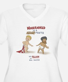 Poopy Muhammad T-Shirt