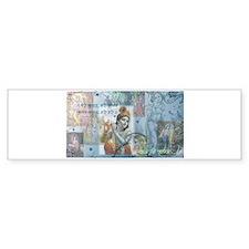Lord Krishna Bumper Bumper Sticker