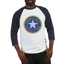 Navy (Commodore) Rear Admiral Baseball Jersey