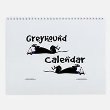 HEISMAN'S GREYHOUND WALL CALENDAR