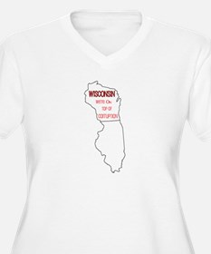 We're On Top Of It! T-Shirt