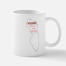 We're On Top Of It! Mug