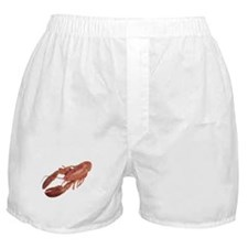 A Lobster on Your Boxer Shorts