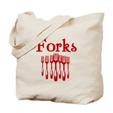 Forks - forks Tote Bag