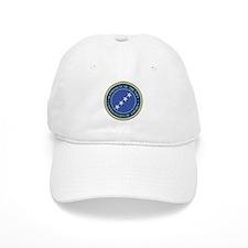 Navy Admiral Baseball Cap