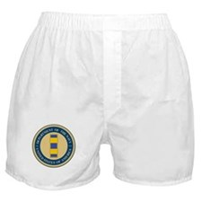 Navy Chief Warrant Officer 2 Boxer Shorts