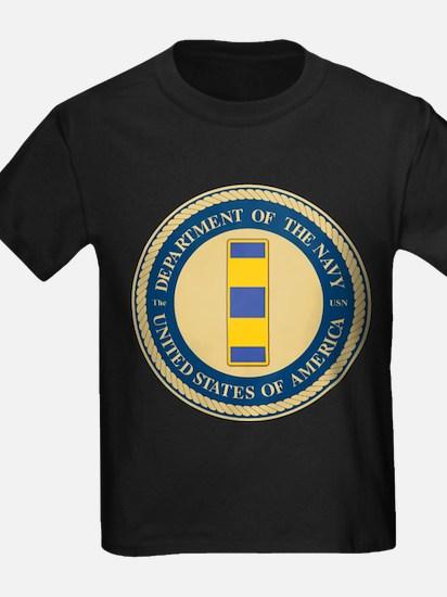 Navy Chief Warrant Officer 2 T