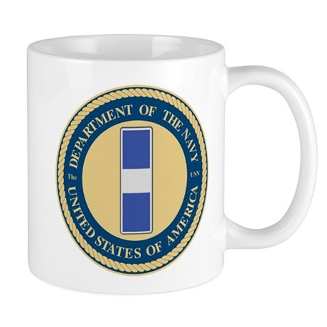 Navy Chief Warrant Officer 3 Mug
