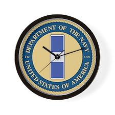 Navy Chief Warrant Officer 3 Wall Clock