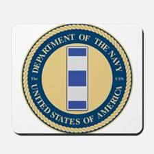 Navy Chief Warrant Officer 4 Mousepad