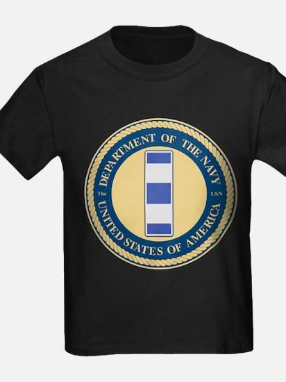Navy Chief Warrant Officer 4 T