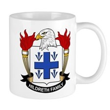 Hildreth Family Crest Mug