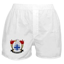 Hildreth Family Crest Boxer Shorts