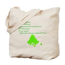 Flyball Get the Ball Tote Bag