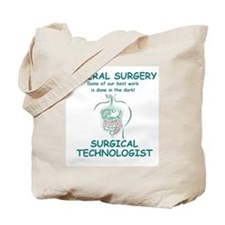 Gen Surg ST Tote Bag