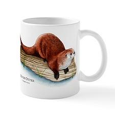 Northern River Otter Small Mug