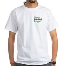 Basic White NBL T-Shirt