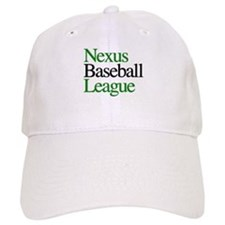 Nexus Baseball League White Baseball Cap