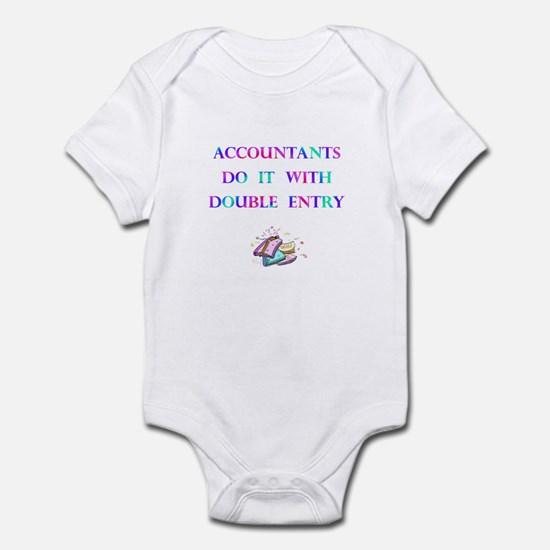 Accountants Gift Infant Bodysuit