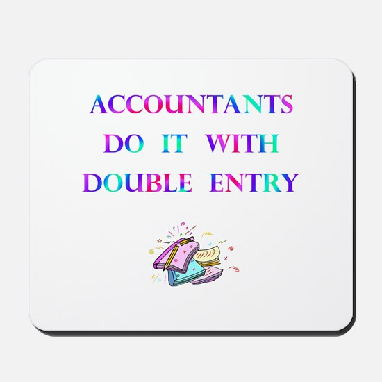 Accountants Gift Mousepad