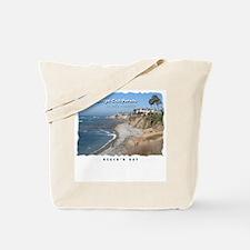 La Jolla Coastline, San Diego Tote Bag