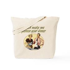 Poison Dinner - Tote Bag