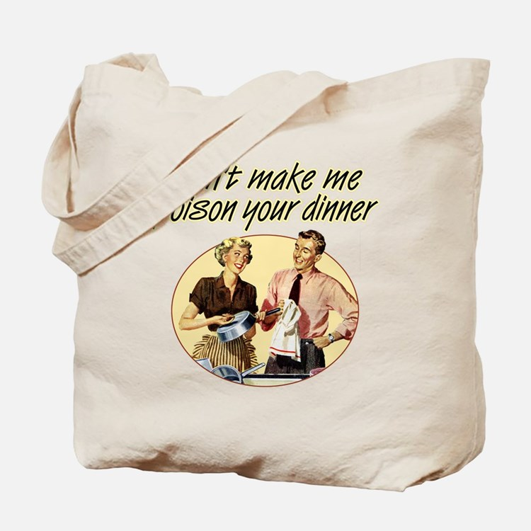 Poison Dinner - Tote Bag